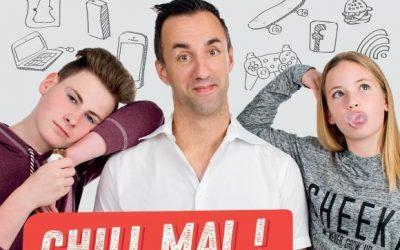 """""""Chill mal!"""" – Deutschlands lustigster Jugendexperte ist am 27.10. in der EFBS"""
